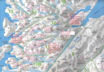 Munro Map